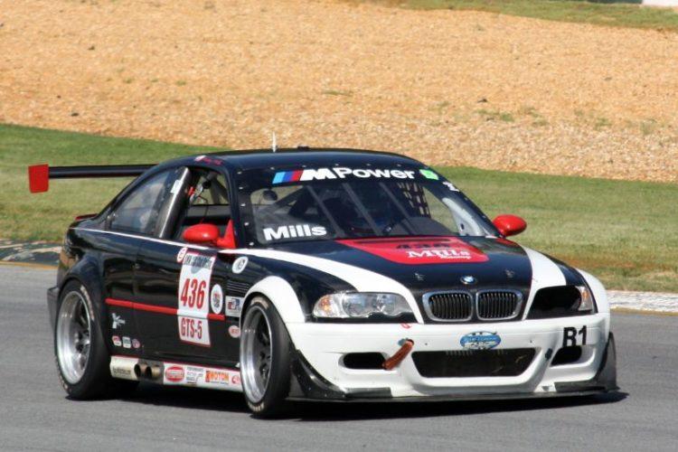 Mickey Mills. 04 BMW M3