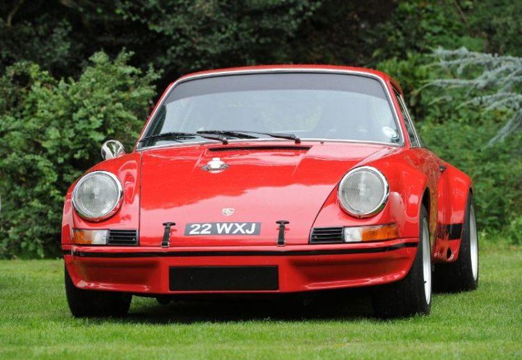 Porsche 911 RSR 2.8