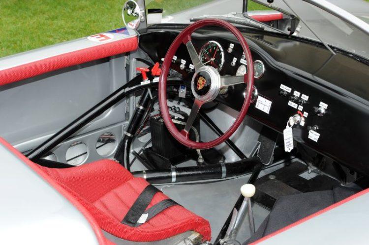 Stirling Moss Porsche RS 61