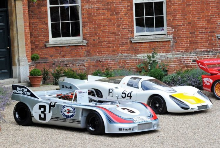 Porsche 908/3 and Porsche 907
