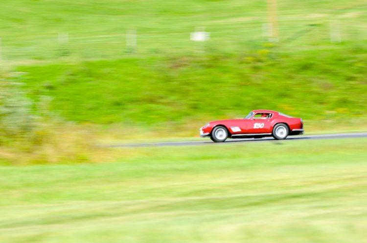 1959 Ferrari 250 GT TdF. Bruce Male.