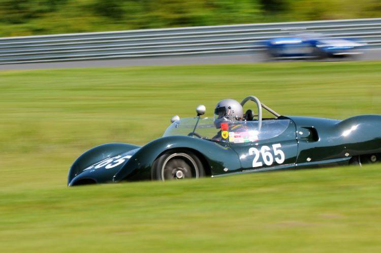 1958 Cooper Monaco T49, Sandy McNeil.