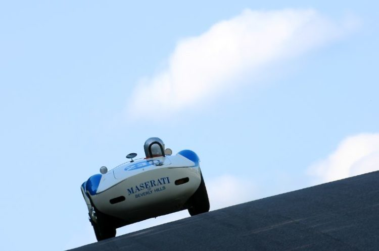 1959 Maseratti Tipo 61, Anthony Wang.