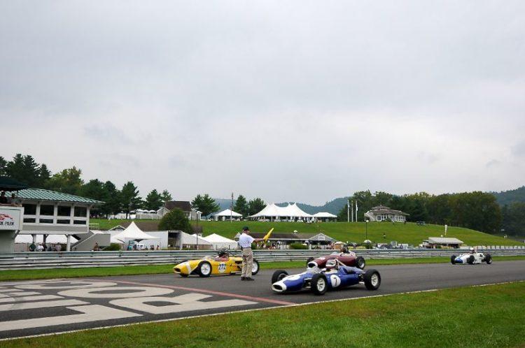 Group 4 grid rolls away.