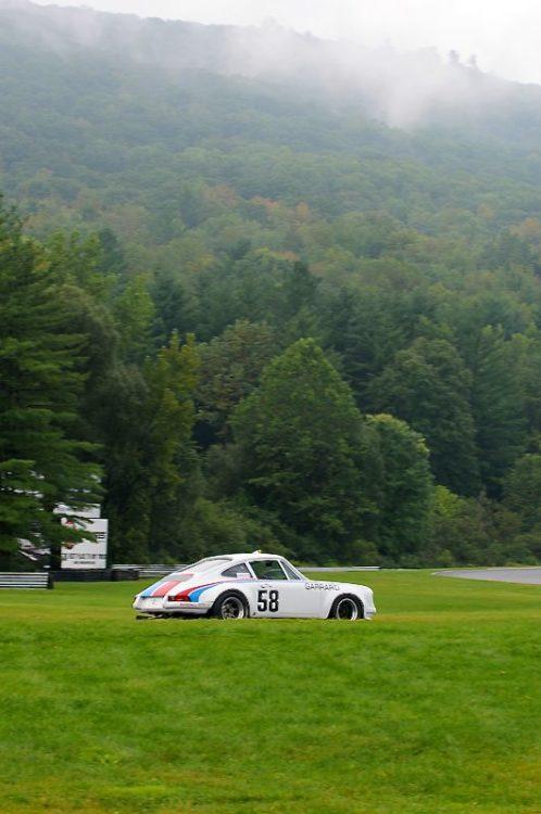 1972 Porsche 911S- Jack Boxstrom.