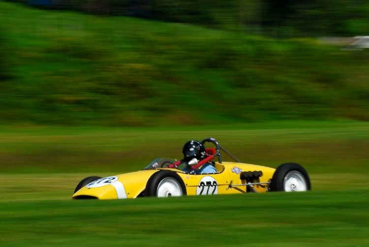 1964 Lotus 32- Nick Grewal.