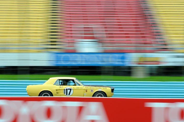 1967 Mustang- Adam Simmons.