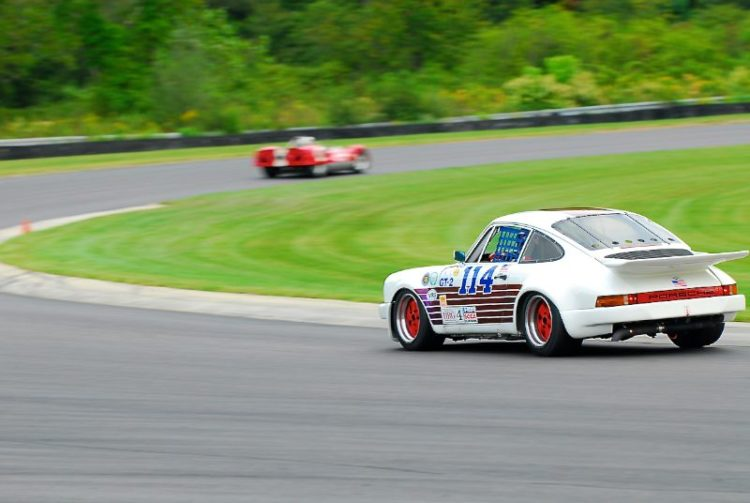 1974 Porsche 911- Jim Scott.