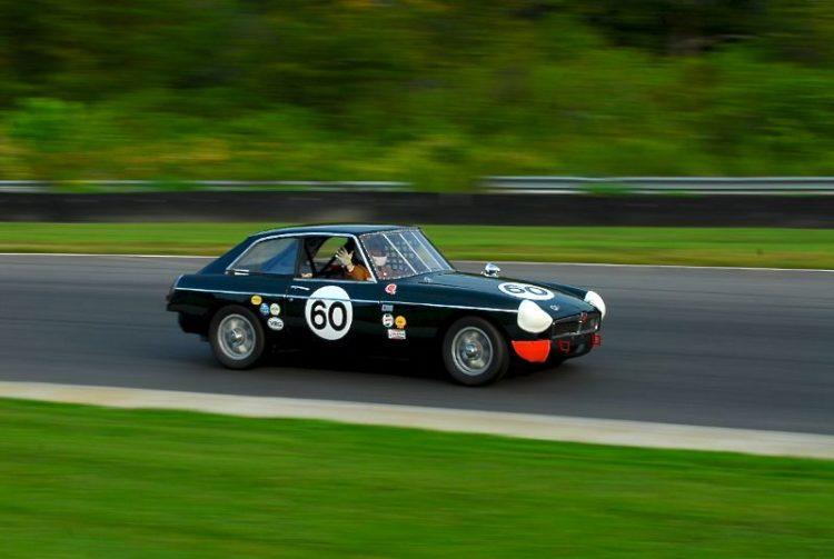 1960 MGB-GT, Paul Trout.