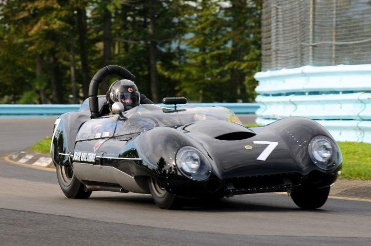 1959 Lotus 15- Dudley Cunningham.