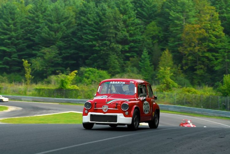 1964 Fiat Abarth, Alain Raymond.