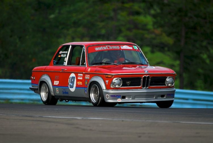 1972 BMW 2002Tii, Vincent Gladfelter.