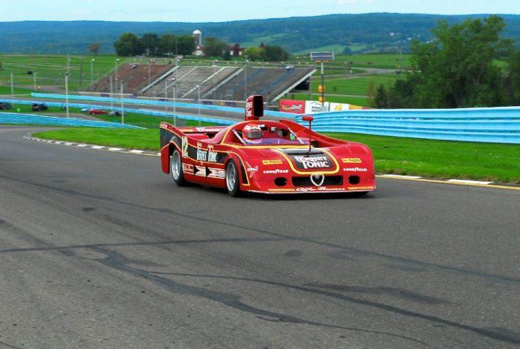 Joe Nastasi- Alfa Romeo, T33/2.