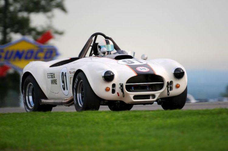 1965 AC Cobra Andre Ahrie.
