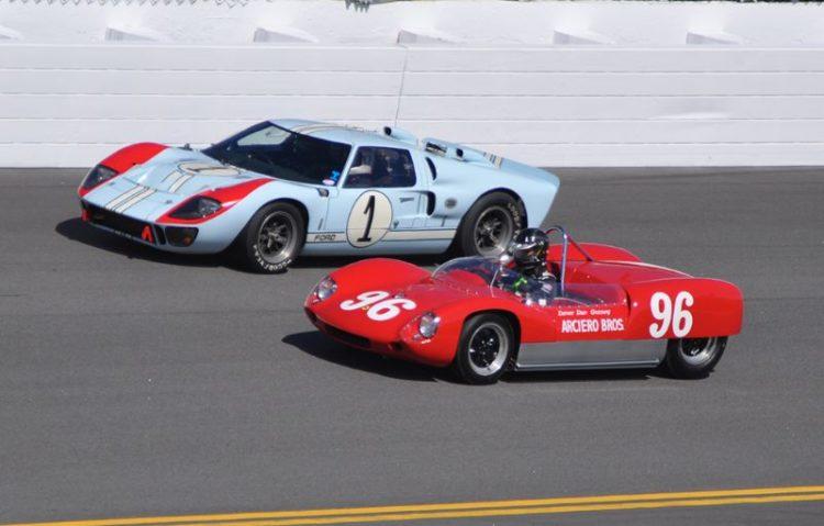 1966 WInner, Ford GT40 Mk II and 1962 Winner, Lotus-Climax 19B