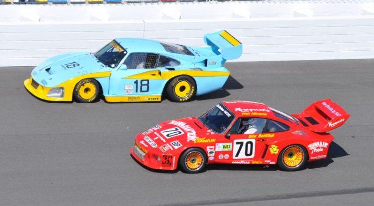 Porsche 935 Duo