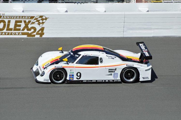 2010 Winner, Riley Porsche