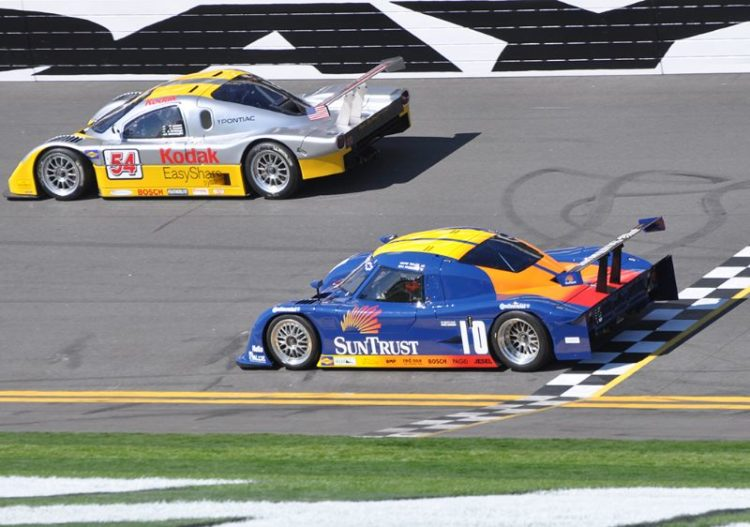 2004 Winner, Doran-Pontiac JE4 and 2005 Winner, Pontiac-Riley Mk XI