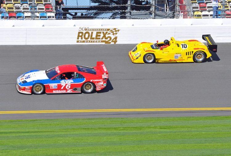 1994 Winner, Nissan 300ZXT GTS and 1995 Winner, Kremer-Porsche K8