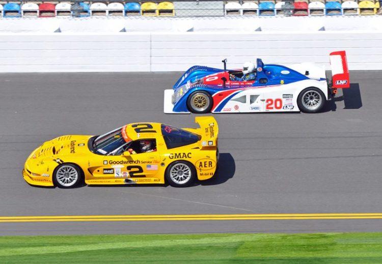 2001 Winner, Chevrolet Corvette C5-R and 1999 Winner, Riley and Scott-Ford Mk III