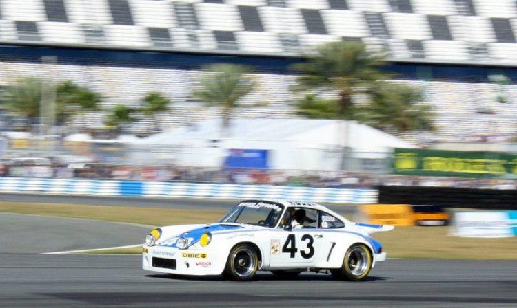 1977 Winner, Porsche 911 Carrera RSR (photo: David Ferguson)