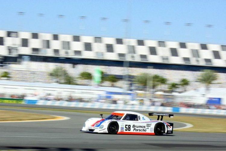 2009 Winner, Riley Brumos Porsche (photo: David Ferguson)