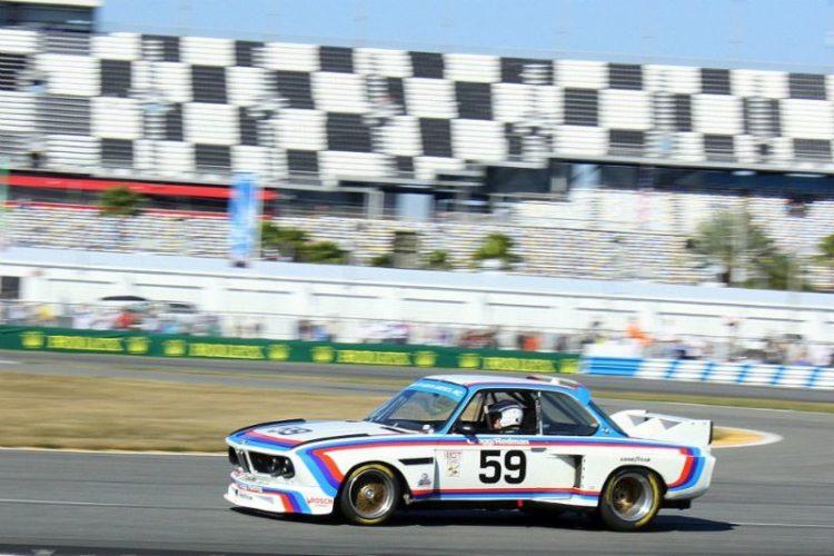 1976 Winner, BMW 3.5 CSL of John Fitzpatrick, Peter Gregg and Brian Redman (photo: David Ferguson)