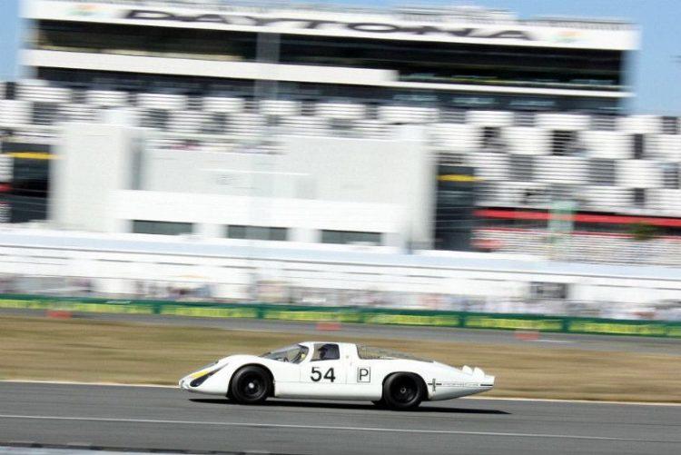 Porsche 907, winner of the 1968 24 Hours of Daytona (photo: David Ferguson)