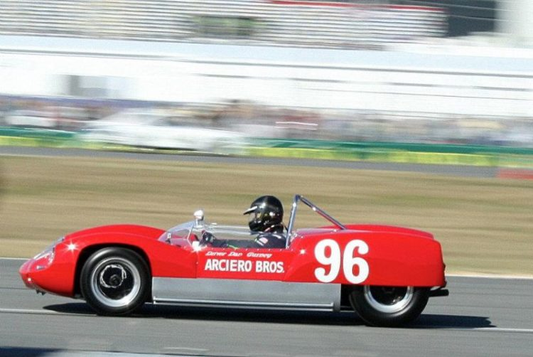 1962 Daytona 3-Hour Continental Winner, Lotus-Climax 19B (David Ferguson)