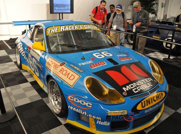 2003 Winner, TRG Porsche 996 GT3 RS