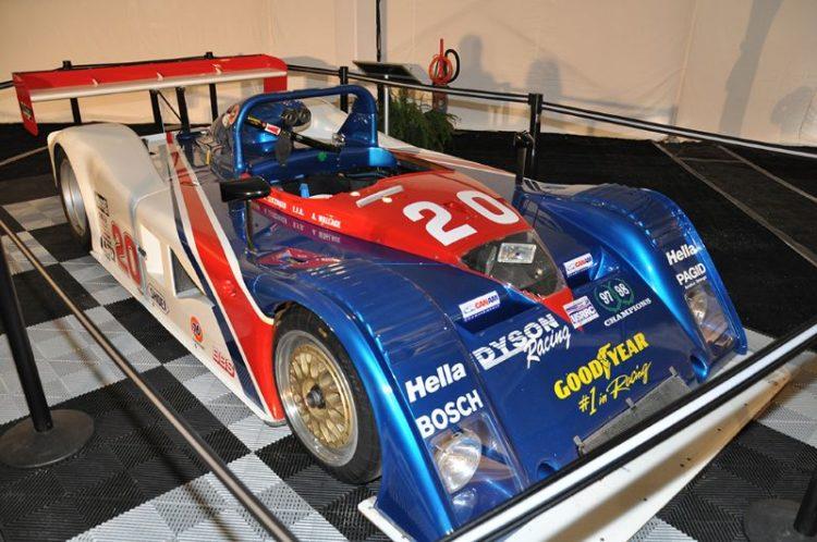 1999 Winner, Riley and Scott-Ford Mk III
