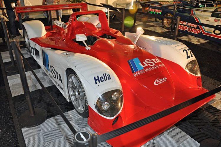 2002 Winner, Dallara-Judd JMP of Mauro Baldi, Fredy Lienhard, Max Papis and Didier Theys