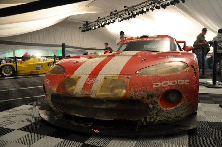 2000 Winner, Dodge Viper GTS-R