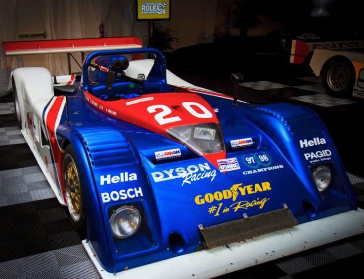 1999 Daytona 24 Hours winning Riley and Scott - Ford Mk III (Rolex / Stephan Cooper)