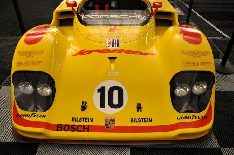 1995 Winner, Kremer-Porsche K8