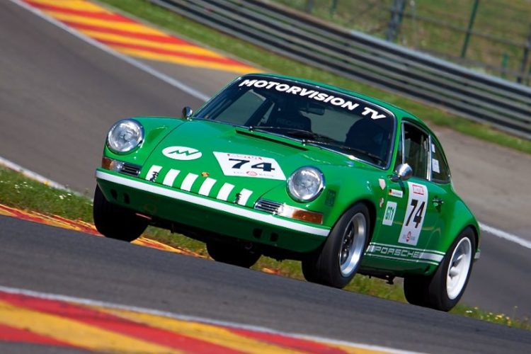 Porsche 911 ST 1970