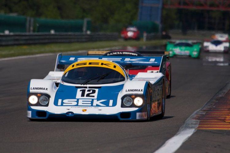 Porsche 956 1984