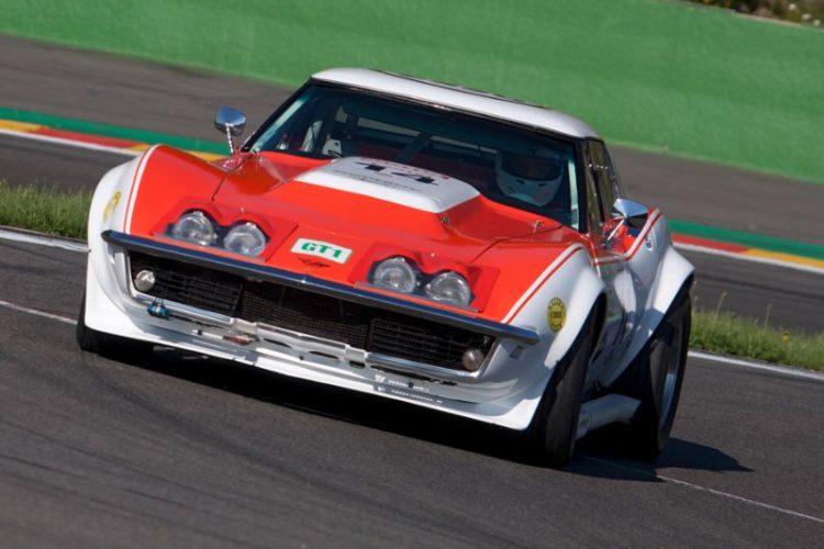 Chevrolet Corvette C3 1968