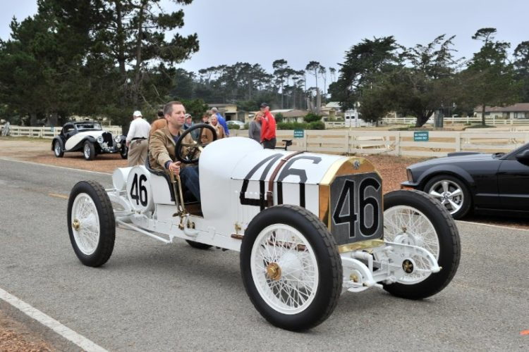 1908 Benz Prince Heinrich Two Seat Race Car
