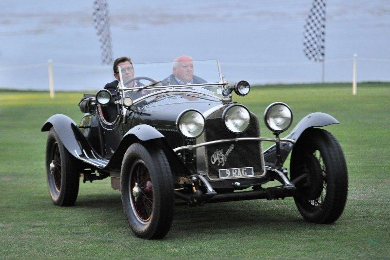 1929 Alfa Romeo 6C 1750 Super Sport Mille Miglia Zagato Spider