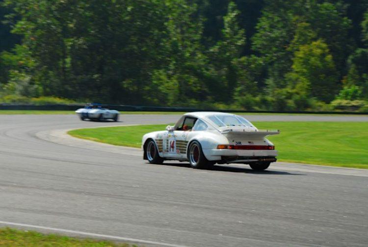 Jim Scott- 1973 Porsche RSR.