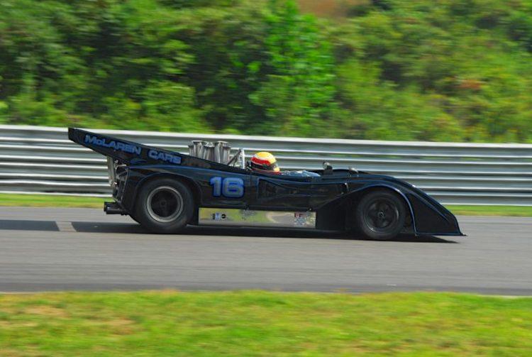 1972 McLaren M8F- Jim Stengel.