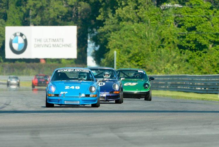 Jeffrey Neiblum- Porsche 911.
