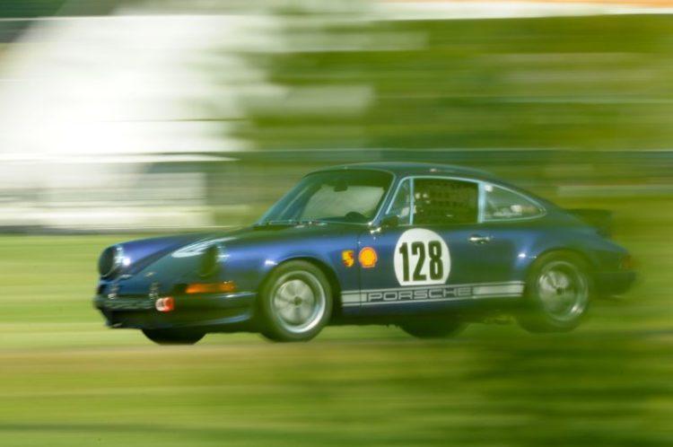 1972 Porsche 911 Dana Parker.