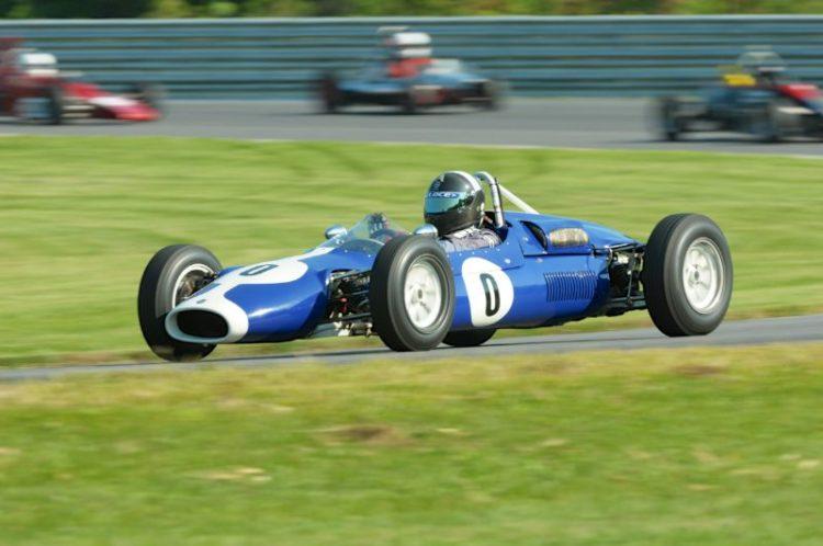 Danny Baker- 1963 Cooper FJ.