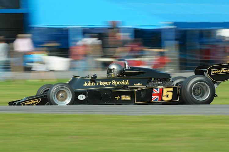 Doc Bundy- 1978 Lotus 79.