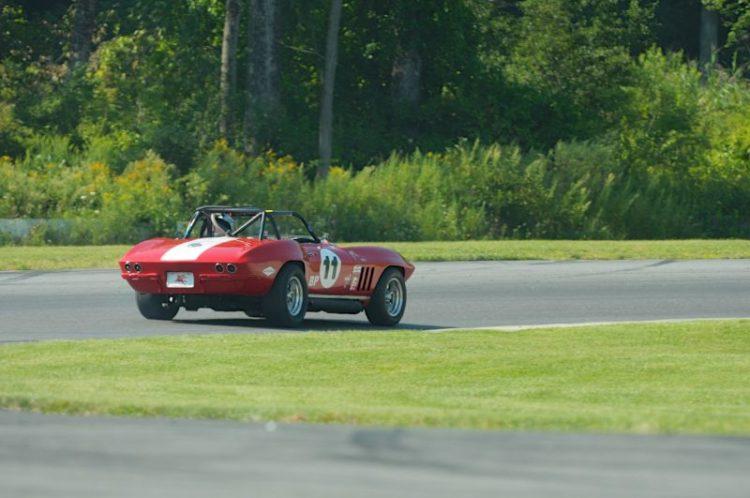 Jim Glass- 1965 Corvette.