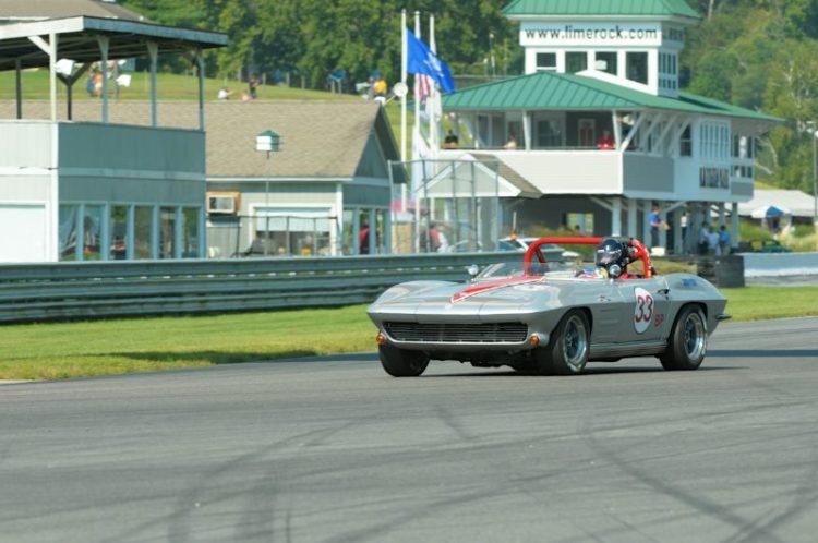 Tom Cotter- 1964 Corvette.