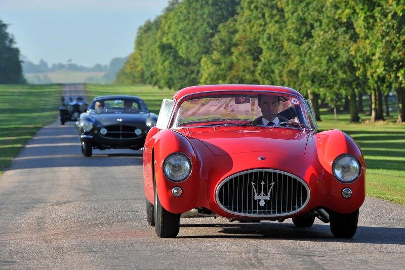 1954 Maserati A6GCS Pinin Farina Berlinetta