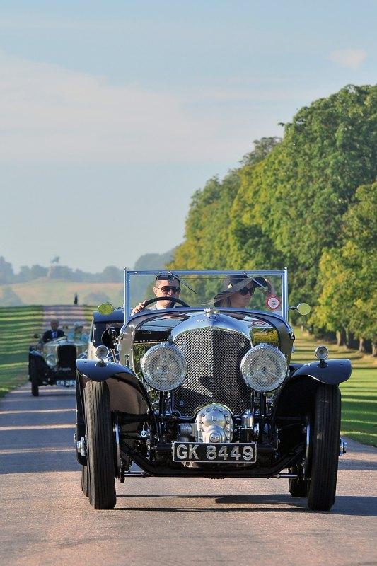 1931 Bentley 4 1/2 Litre Supercharged Blower Bentley